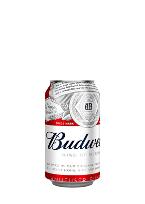 Budweiser Can 35.5 Cl Promo Case